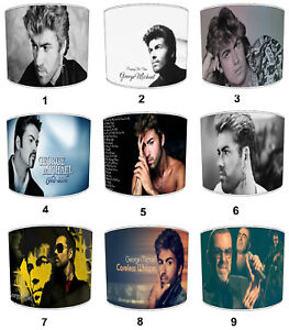 George-Michael-Lampshade-Ideal-To-Match-George-Michael-Bedding-Sets-Duvet-Covers