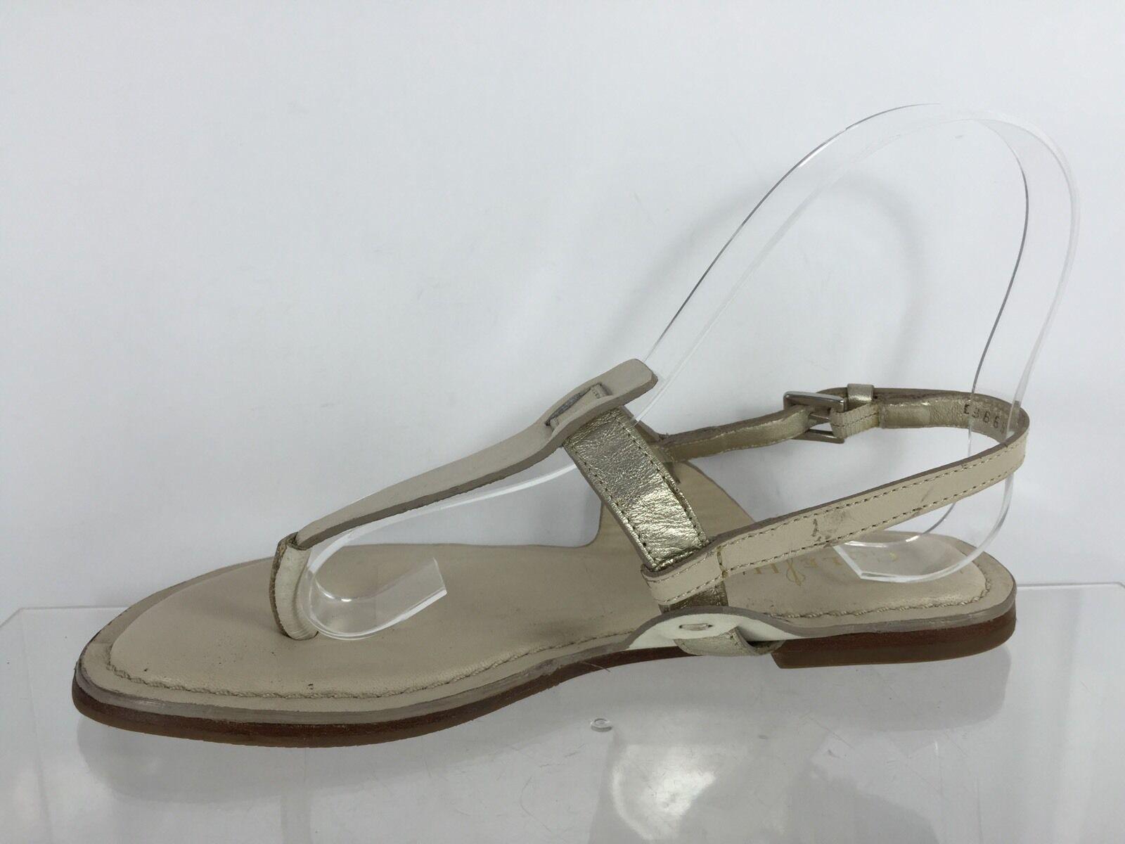 Cole Pelle Haan Donna Ivory Pelle Cole Sandals 5.5 B a024e0