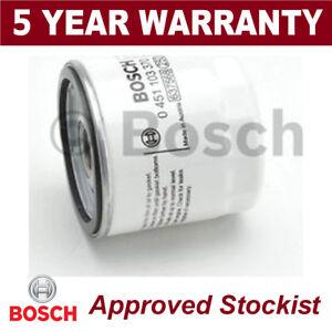 Filtro-OLIO-BOSCH-P3370-0451103370