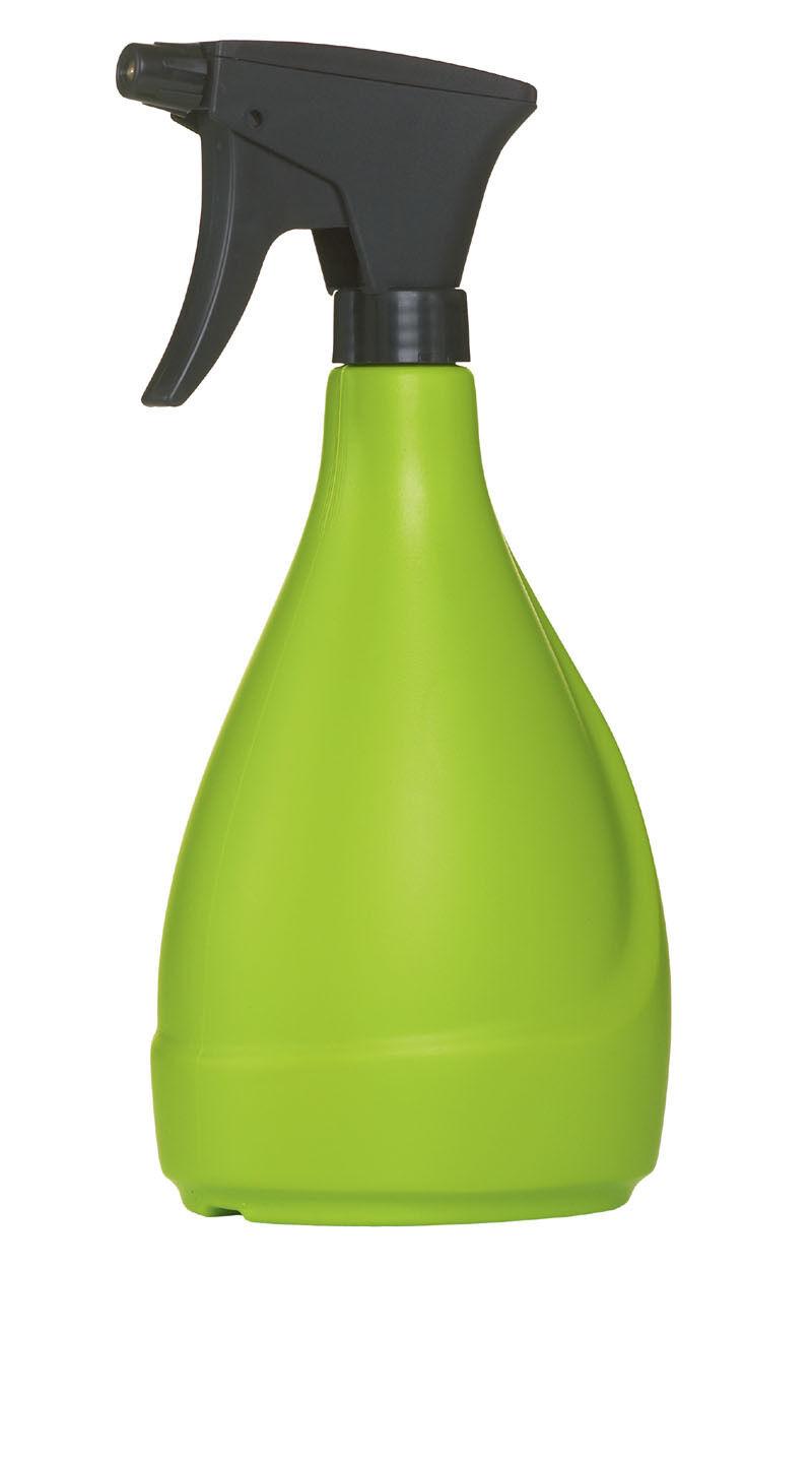 Emsa Oasis Sprayer Flower Sprayer Water sprayer on 1,0 L, Green Durable Brass Nozzle