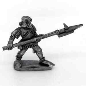 Medieval-Billman-Ready-Warhammer-Fantasy-Armies-28mm-Unpainted-Wargames