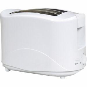 750W-2-Slice-Slot-Toaster-Toast-Bread-Kitchen-7-Settings-White