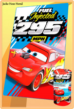 Fleecedecke Decke Kinderdecke 100x150 Lightning McQueen Trolls Poppy Minions mix