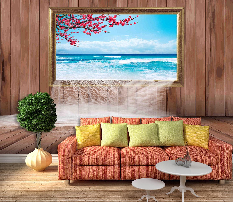3D Himmel Fluss Fluss Fluss Natur 7993 Tapete Wandgemälde Tapeten Bild Familie DE Jenny   Haltbar    Günstigen Preis    Niedrige Kosten  413d77