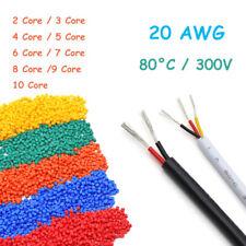 Multi Core 20 Awg Pvc Cable 2345678910 Core Signal Flexible Copper Wire
