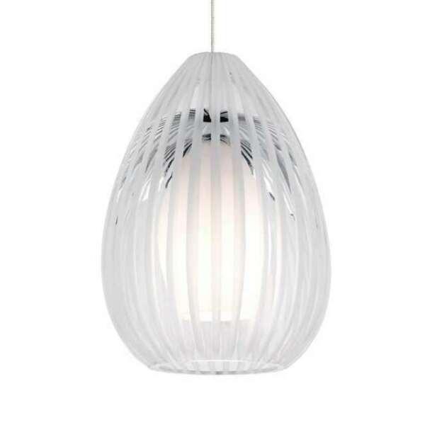 Tech Lighting Ava Pendant Chrome, Hybris 8 Light Crystal Chandelier