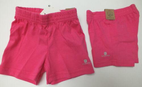 Nouveau Oxylane 2 il set Jersey short bio coton 68 74 80 86 98 104 hot pants e1