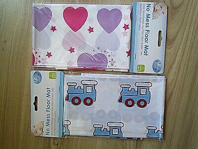 In Baby / Bambino Alto Poltrona E Confuso Play Floor Mat Con Cuore / Treno Stampa 96cm-