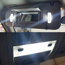 15 X White Led Interior Package License Plate Lights For 2000 2014 Gmc Yukon Xl