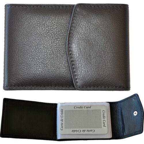 Kreditkartenetui Kartenetui Visitenkartenetui Scheckkartenetui Etui Rindleder
