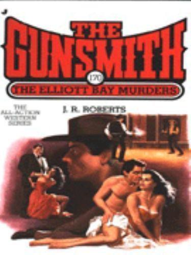 The Elliott Bay Murders by J. R. Roberts