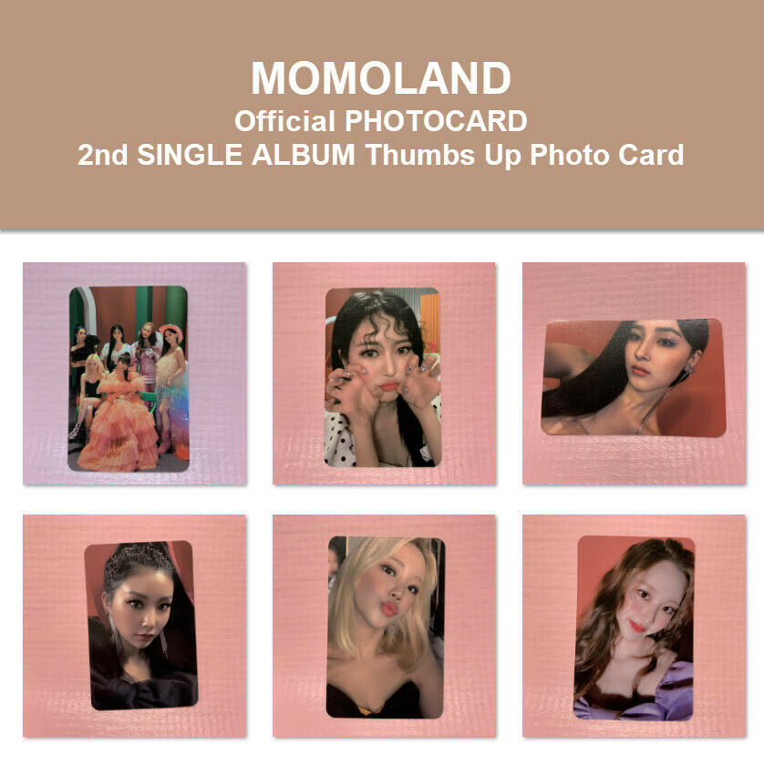 Thumbs up momoland