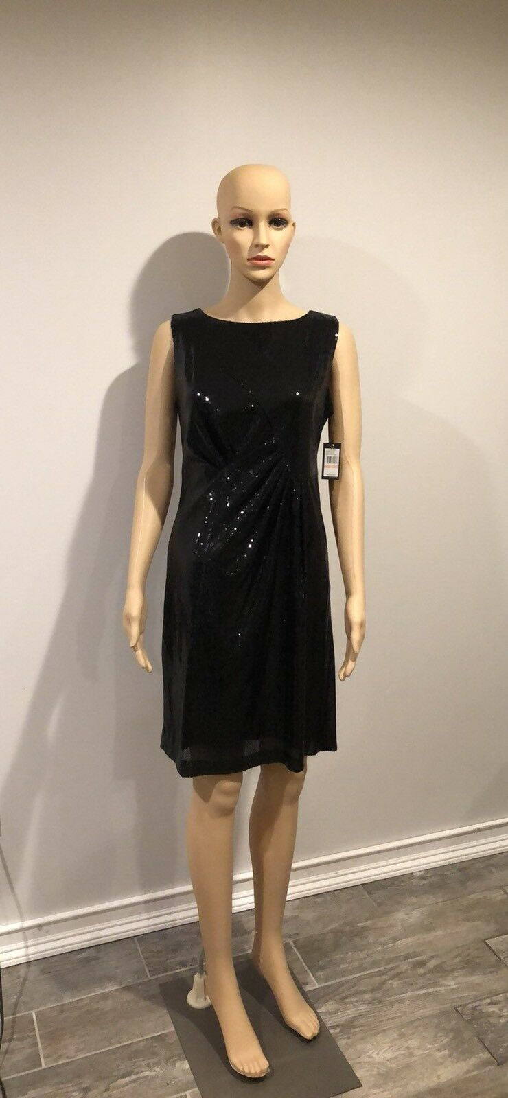 Vince Camuto Sequins Dress Größe 6