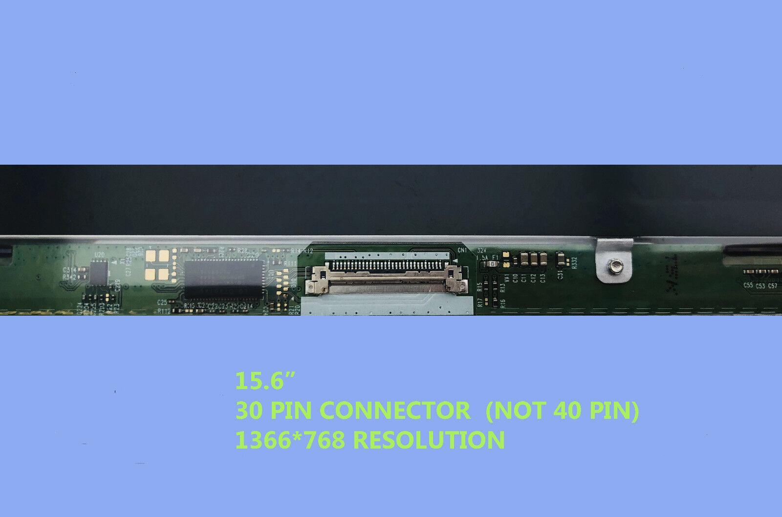 "15.6/"" LED Screen for DELL LATITUDE 3570 LCD LAPTOP 0K96D2 LP156WHU B1 TP"