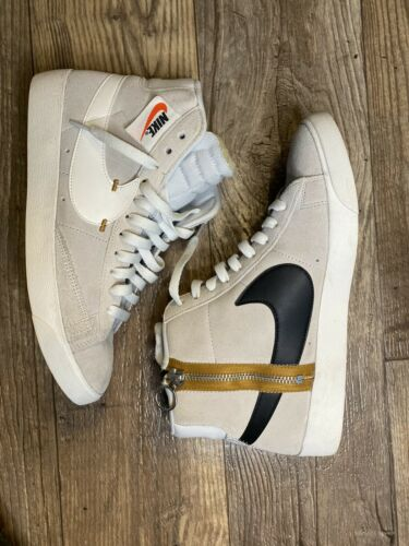 Nike Blazer Mid Rebel OFF White Summit Virgil Ablo
