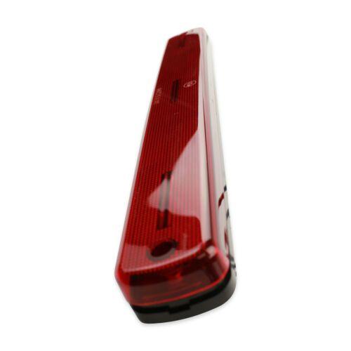 "Kaper II 16/"" Red Light Bar Clearance ID Marker Brake Turn Tail 12V RV and WV"