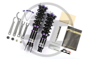 D2 RACING 36 WAY DAMPENING ADJUSTABLE COILOVERS FOR VOLVO 850 1992-1997