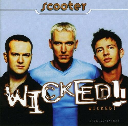 1 of 1 - Scooter - Wicked [New CD] Bonus CD