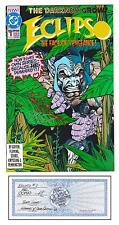 ECLIPSO #1 BART SERIES (NM) AUTOGRAPHED by BART SEARS with COA- (FREE SHIPPING)*