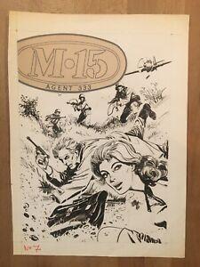 M-15-Original-de-couverture-Pierre-Dupuis-TBE