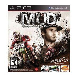 MUD-FIM-Motocross-World-Championship-Sony-PlayStation-3-2013-Brand-New