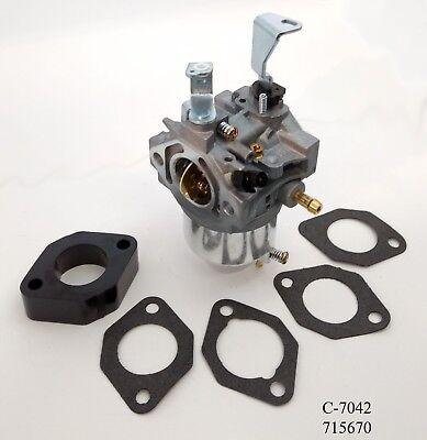 Carburetor for Briggs /& Stratton 495784 Replaces # 494881  carb  C-7008 e1