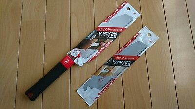 Japanese Nokogiri Z Handy 200 Pull Saw Single Sided  with Spare Blade Japan