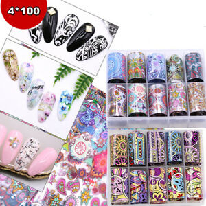 Nail-Decoration-Mix-Style-Transfer-Decals-Nail-Sticker-Holographic-Nail-Foil