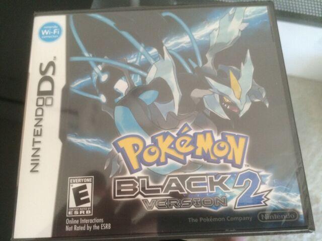 Pokemon Black 2 for Nintendo DS BRAND NEW STILL SEALED!!!