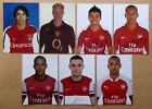 Arsenal Signed Photos - Individually Priced inc. Adams, Bergkamp, Pires & Wright
