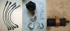 TRIUMPH Spitfire 1500 Cap Points Rotor Arm Condenser Coil Leads IGNITION KIT 75-