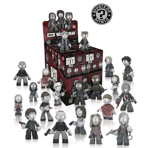 Walking Dead - Mystery Minis In Memoriam Season 8 Blind Box Set of 12 NEW Funko