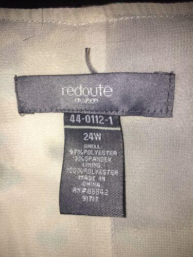 Beautiful Dress By Redoute Creation Size 24 W
