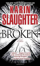 Will Trent: Broken 4 by Karin Slaughter (2011, Paperback)