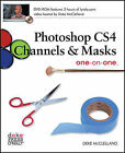 Photoshop CS4 Channels and Masks one-on-one by Deke McClelland (Paperback, 2009)