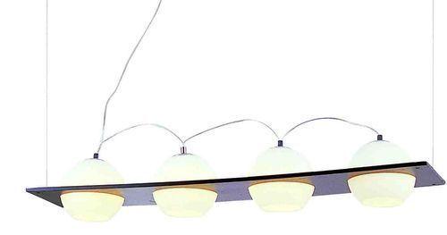 Hängelampe Hängeleuchte Neu Lampe Opalglas 4 flammig TOP Design Diego DI-H4 NEU