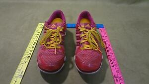 Womens-ADIDAS-Size-us-8-uk-6-adiPRENE-Pink-Workout-Running-Shoes-YYA606001