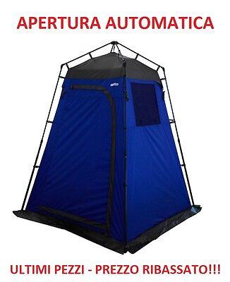 Tenda Cucinotto Cambusa Cabina Apertura Rapida Automatica Campeggio 150x150 Cm