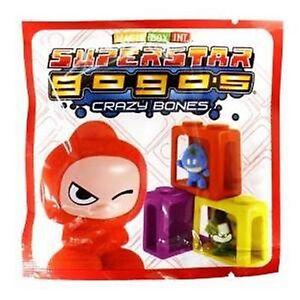 Image is loading Gogos-Crazy-Bones-034-Superstars-034-LOADS-OF-