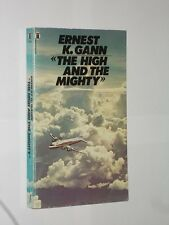 "Ernest K. Gann ""The High And The Mighty"". New Edition NEL 1979 Paperback Book."