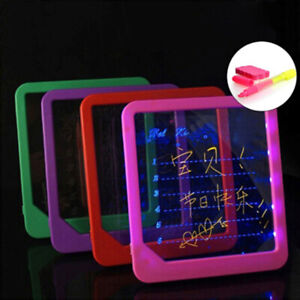 Led-board-light-up-drawing-writing-special-puzzle-education-toy-new