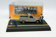 UH La Route Bleue 1/43 - Citroen 2CV Pick Up