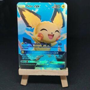 Pichu-GX-Custom-Pokemon-Card