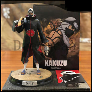 Image is loading NARUTO-Akatsuki-Kakuzu-Resin-GK-1-8-Action-