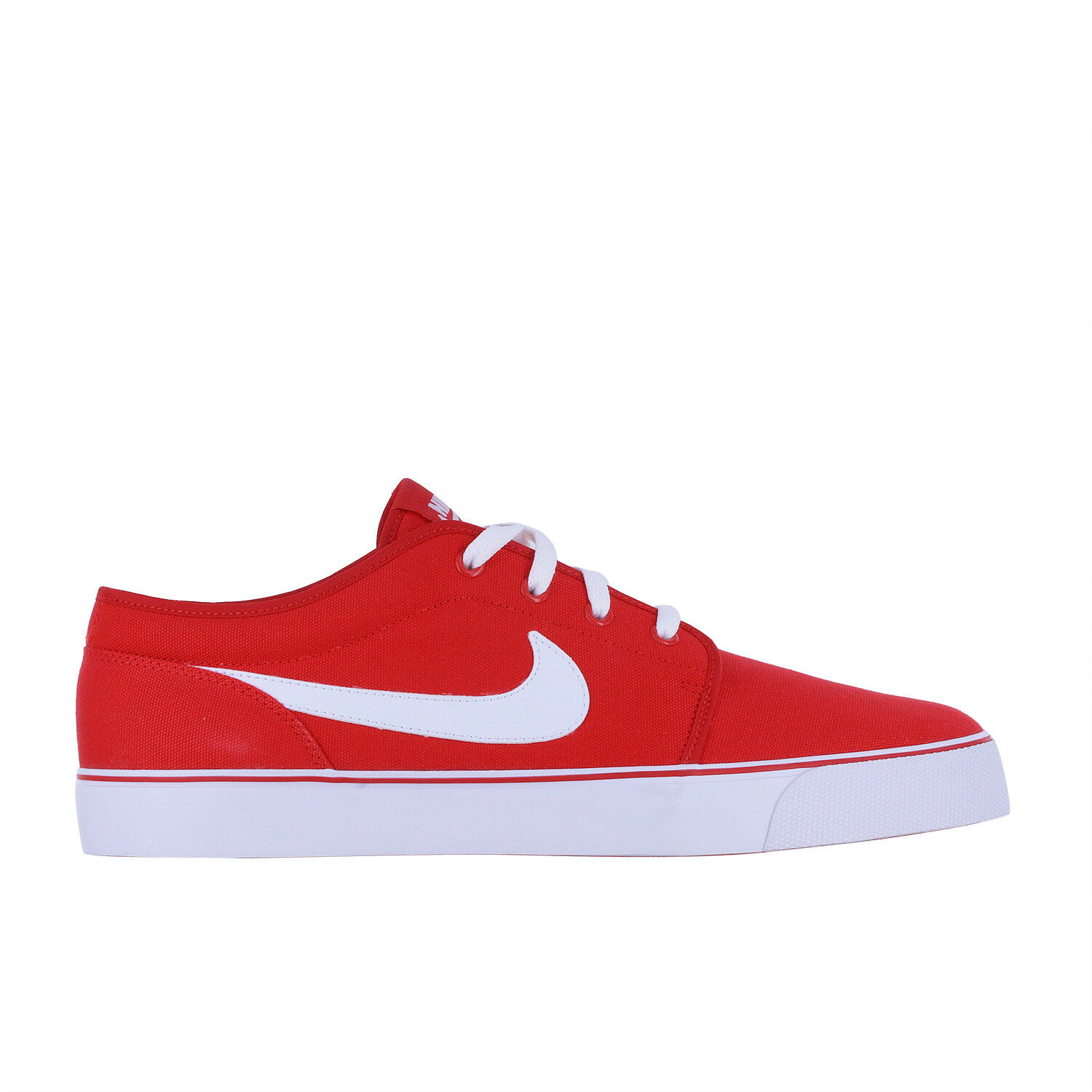 Nike Mens Low Textile shoes 555272-616-13EY Red Sz 13