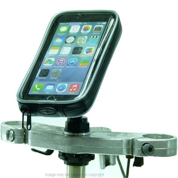 Yoke 10 Waterproof Motorbike yoke Nut Cap Mount for iPhone 11 PRO fits HONDA