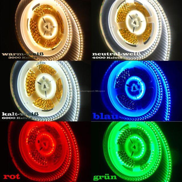 LED SMD Decoración barra de luz reducible Banda Tira Flexible 120 / M