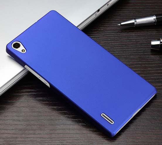For Huawei Ascend P7 Rubberized Matte hard case back cover