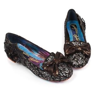 Irregular Web Wincy Choice Spider Incy Womens £115 black And Flats Design Rrp 8q8wgrxC6