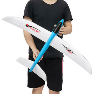 Main-Lancer-Avion-Fixe-Aile-DIY-Course-Avion-Epp-Mousse-100cm-Envergure